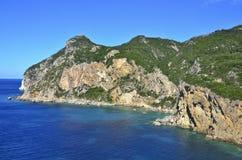 Palaiokastritsa Greece Royalty Free Stock Image