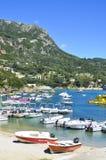Palaiokastritsa Greece Royalty Free Stock Images