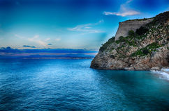 Palaiokastron in Heraklion. royalty free stock image