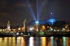 palais小的巴黎 免版税库存图片