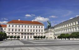 Palais路德维希费迪南德在慕尼黑 图库摄影