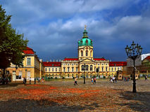 Palais à Berlin Images stock
