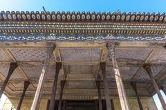 Palais à Isphahan photographie stock