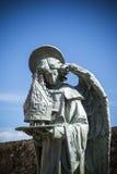 Palais épiscopal d'Astorga par Gaudi Image stock