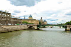palais Παρίσι de justice Στοκ Εικόνες