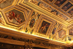 palais Παρίσι du Γαλλία LE Λουξεμβούργο senat Στοκ εικόνες με δικαίωμα ελεύθερης χρήσης