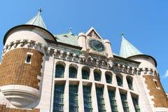 palais Квебек города du gare Стоковая Фотография