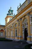 Palais 4 de Wilanow photos stock