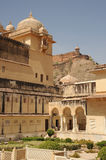 Palais ambre, Jaipur, Inde Photo stock