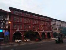 Palais Antic à Hong Kong images stock