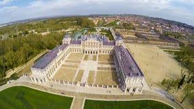 Palais Aranjuez, résidence de roi de l'Espagne photo stock