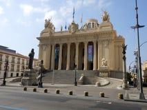 Palais au centre de Rio de Janeiro photos stock