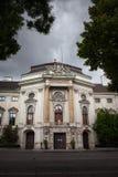 Palais Auersperg a Vienna Fotografia Stock Libera da Diritti