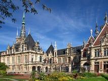 Palais Bénédictine στοκ εικόνες με δικαίωμα ελεύθερης χρήσης