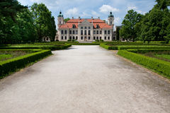 Palais baroque Images stock