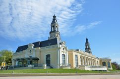 Palais Beaumont стоковые фотографии rf