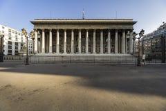 Palais Brogniart Royalty Free Stock Image