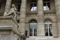 Palais Brongniart east entrance Stock Photography