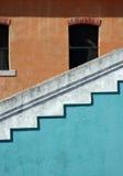Palais colorés à Lisbonne photo stock