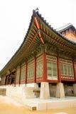 Palais coréen Image stock