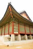 Palais coréen Photographie stock libre de droits