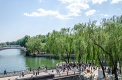 Palais d'été à Pékin photo libre de droits