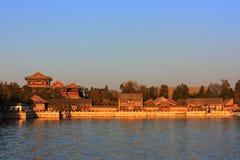 Palais d'été Chine Photo stock