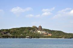 Palais d'été d'Emporers à Pékin Chine images stock