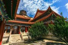 Palais d'été, Pékin, Chine Image stock