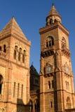 Palais d'Aina Mahal dans Bhuj, Goudjerate, Inde images libres de droits