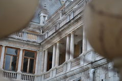 Palais d'Alexandre III image libre de droits
