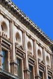 Palais d'Alhambra Image stock