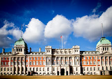 Palais d'Amirauté à Londres Photos libres de droits