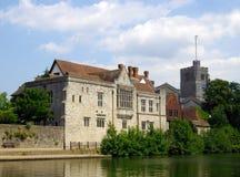 palais d'archevêques Image stock