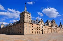 Palais d'EL Escorial, Espagne photo stock