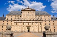 Palais d'EL Escorial près de Madrid, Espagne photographie stock libre de droits