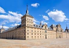 Palais d'EL Escorial pr?s de Madrid, Espagne image libre de droits