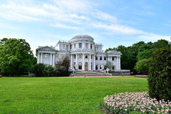 Palais d'Elagin dans StPetersburg Photographie stock libre de droits
