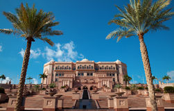 Palais d'Emirats photo stock