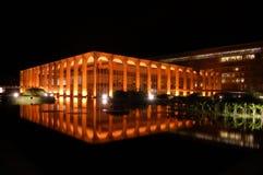 palais d'itamarati Photographie stock libre de droits