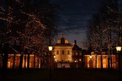 Palais dans Huis Dix Bosch Image stock