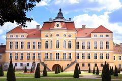 Palais dans Rogalin. Photo libre de droits