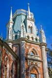 Palais dans Tsaricino Photos stock