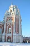 Palais dans Tsaritsyno Image stock