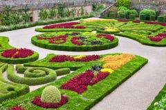 Palais de Λα Berbie Gardens στην Άλβη, Tarn, Γαλλία Στοκ Φωτογραφίες
