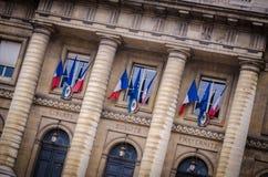 Palais de правосудие в Париже Франции Стоковые Фото