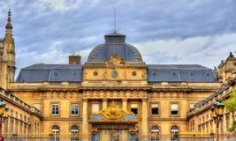 Palais de Правосудие в Париже, Франции Стоковые Изображения RF