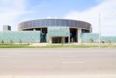 Palais de bâtiment des écoliers Photographie stock libre de droits