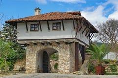 Palais de Balchik Photos stock