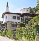 Palais de Balchik et jardin botanique Photographie stock libre de droits
